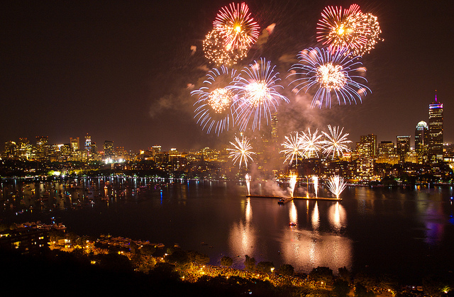 Best 4 of July celebrations - Boston
