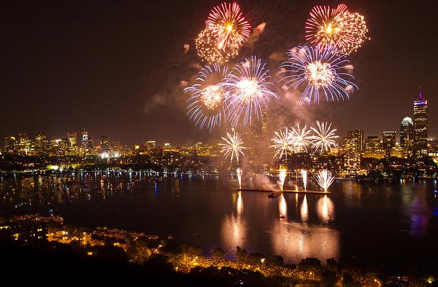 Best 4 of July celebrations - Boston