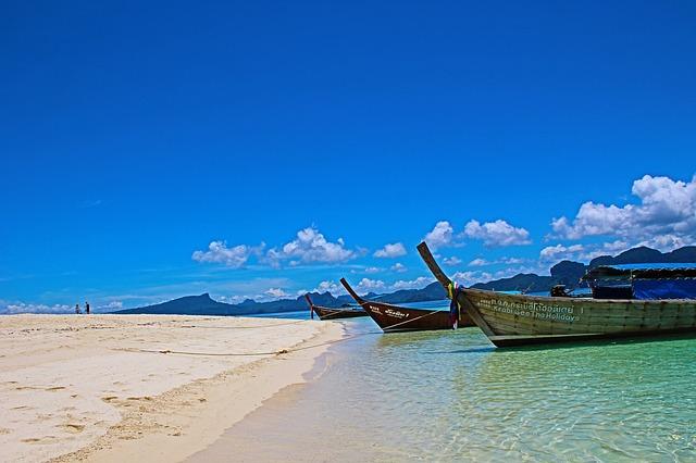 Krabi Province beavhes