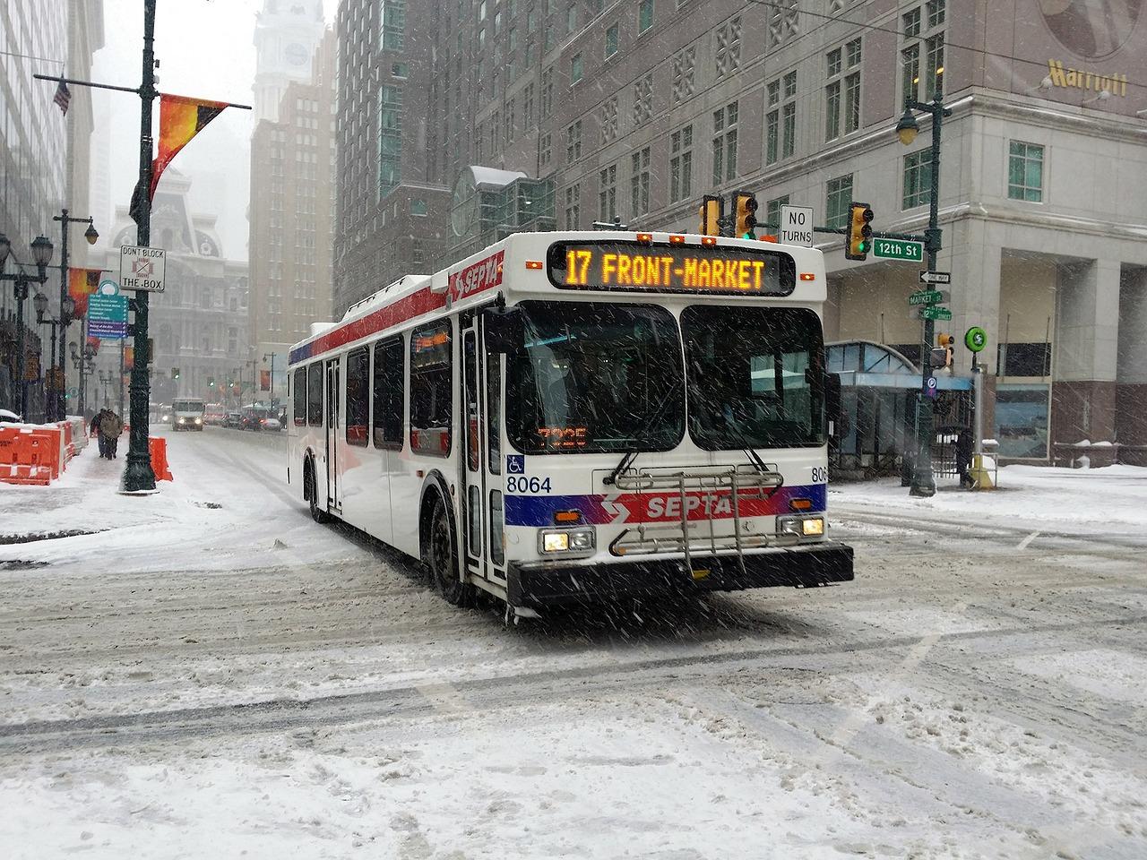 Bus Bunching