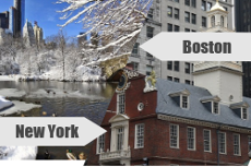 Best CheckMyBus Connection for December: Boston to New York
