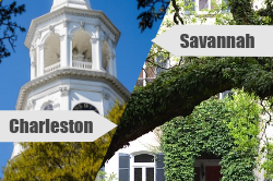 Best CheckMyBus Connection for February: Charleston to Savannah
