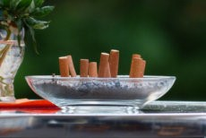 Cigarette Butts, the Fuel of the Future?