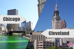 Best CheckMyBus Connection for March: Chicago to Cleveland