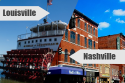 Best CheckMyBus Connection for May: Louisville to Nashville
