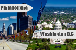 Best Bus Connection of July: Philadelphia and Washington D.C.