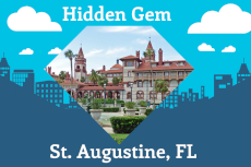 Hidden Gem: St. Augustine, Florida