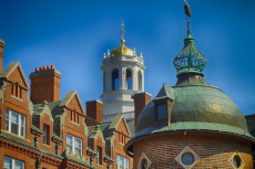 Tour one of America's Most Prestigious Universities