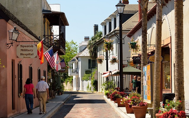 Experience Spanish History in America's Oldest European Settlement